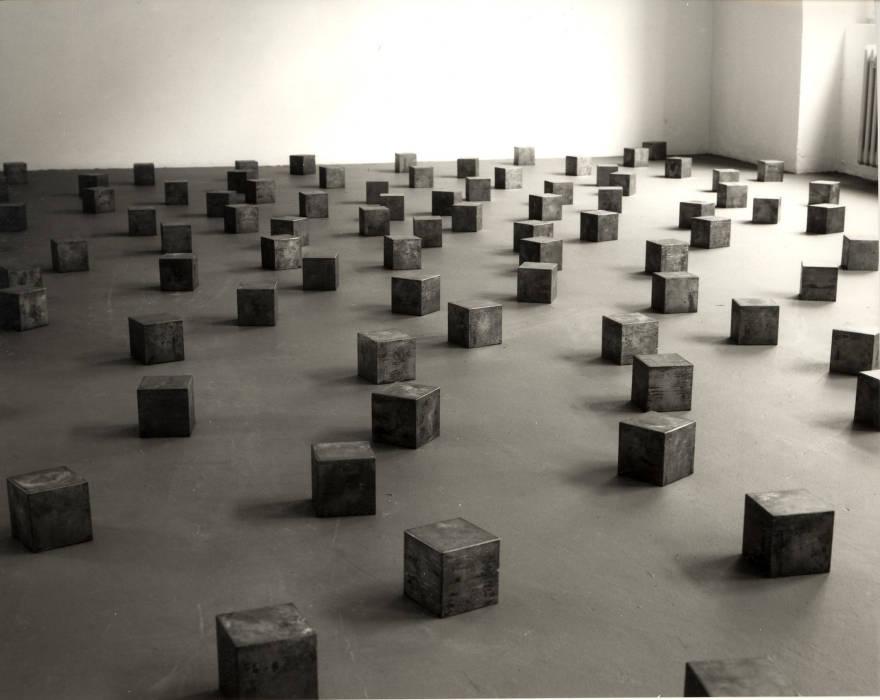 il minimalismo prende piede