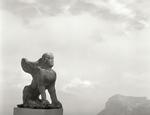 Sfinge greca a Villa San Michele