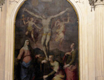 La pala del Carmine di Giorgio Vasari