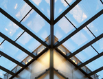 La torre di vetro progettata da Mario Bellini a Palazzo Pepoli