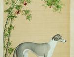 Un dipinto su seta di Giuseppe Castiglione