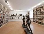 La sala della collezione dei bronzi. Foto Ezio Ferreri