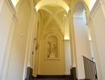 Interno di Palazzo de' Mayo a Chieti