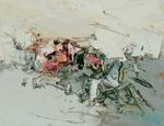 Le «Rose» del 1940 e una «Marina» del 1979 di Sergio Scatizzi