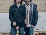 Doug e Mike Starn in un ritratto fotografico di Sirio Magnabosco del 2008