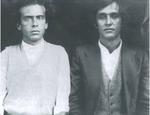 Francesco Clemente e Alighiero Boetti