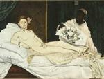 Édouard Manet (1832-1883) Olympia