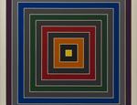 Frank Stella (b. 1936) Miscuglio di grigio (Gray Scramble)