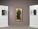 «San Nicola da Tolentino» di Piero della Francesca tra le opere di Chiara Dynys