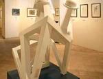 Una  sala della Fondazione Tito Balestra