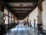 Visitatori agli Uffizi. Foto: Wikipedia