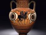 Dioniso riporta Efesto nell'Olimpo