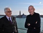 Il presidente della Biennale di Venezia